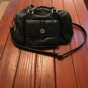 Tory Burch Satchel // Black